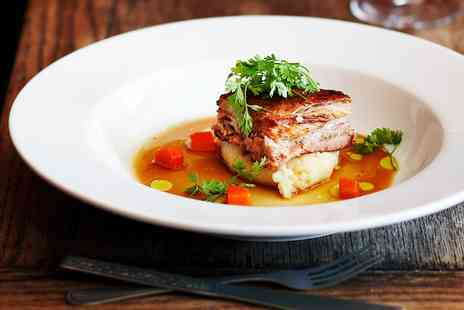 The Royal Oak - A 2 Course lunch or dinner for two - Save 47%