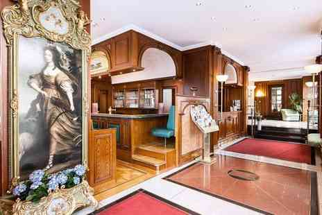 Living Hotel Berlin Mitte - Classic Escape in Berlin's Historic Centre for two - Save 62%