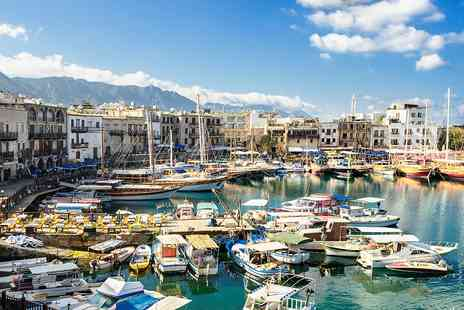 Cyprus Paradise - Kyrenia holiday with breakfast, free tour and free child stays - Save 0%