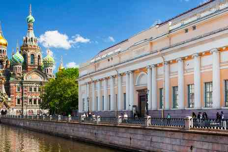 Cruise Circle - Two Week no fly Baltics cruise with St Petersburg overnight - Save 0%