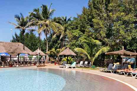 The Gambia Experience - Beachfront week with flights - Save 0%