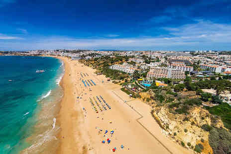 Super Escapes Travel - Three nights all inclusive Algarve holiday with return flights - Save 22%