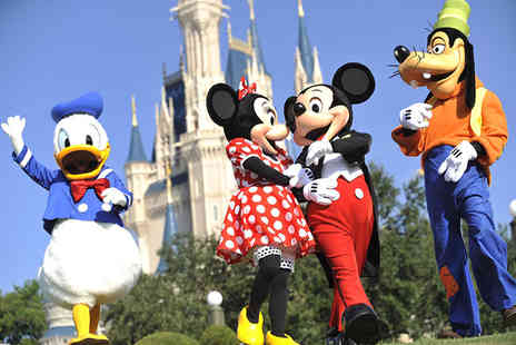 Super Escapes Travel - Two nights Disneyland Paris break with flights or Eurostar - Save 27%