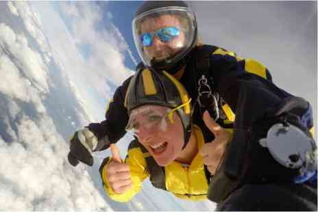 Virgin Experience Days - 15,000ft Skydive with Souvenir Photos - Save 0%
