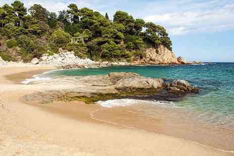 Augusta Club Hotel & Spa - Four Star Adults Only Spa Break in Lloret de Mar for two - Save 80%