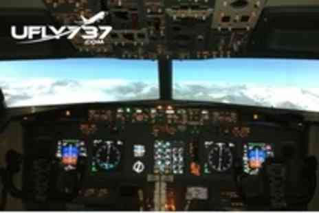 UFLY737 - Boeing 737 Flight Simulator Experience - Save 53%