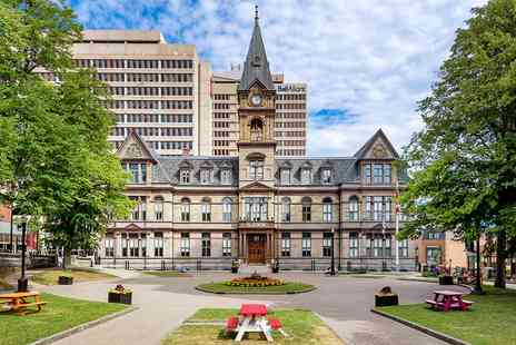 The Barrington Hotel - Sleek Four Star Halifax Hotel thru Dec - Save 0%