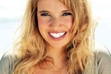 Wonder Smile - One Session of Laser Teeth Whitening - Save 70%