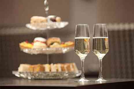 St James Hotel - Classic afternoon tea for two people, Include a glass of Prosecco each - Save 56%