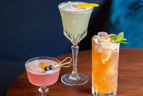 The Last Word Clifton Village - Four cocktails to share between two people - Save 63%