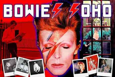 FlipsideLondon Tours - The Bowies soho walking tour - Save 0%