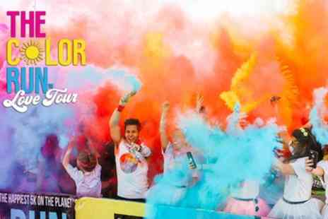 The Color Run - One entry ticket from 7th To 28th September - Save 25%