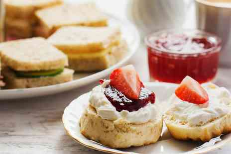 The Bell Driffield - Afternoon tea for Two in 18th century East Yorks inn - Save 0%