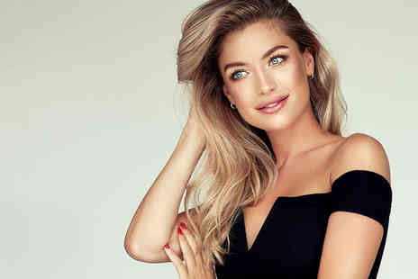 The Loft Hair & Beauty Lab - Half head of highlight or full head of colour with cut, finish and conditioning treatment - Save 62%