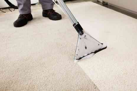 Sapphire Carpet Cleaning - Cleaning of Two Rooms - Save 52%