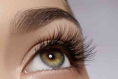 Carmen Beauty Spa Room - Russian Semi Permanent Eyelash Extensions with Optional Wax - Save 40%