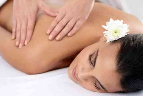 Me Time - 45 Minute Swedish, Aromatherapy or Energising Full Body Massage - Save 52%