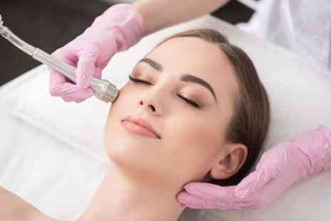 Me Time - Up to Six Sessions of Microdermabrasion - Save 49%