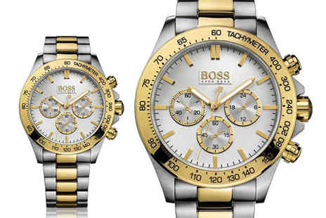 Hip Watches - Mens Hugo Boss HB1512960 watch - Save 68%
