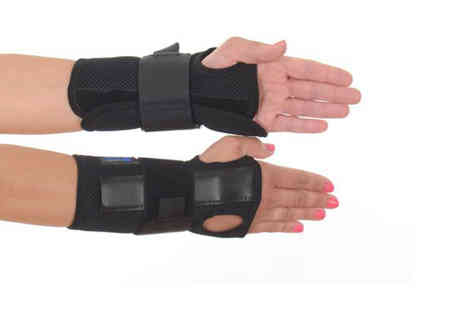 Sole Control - Orthotic wrist support choose from four sizes - Save 0%
