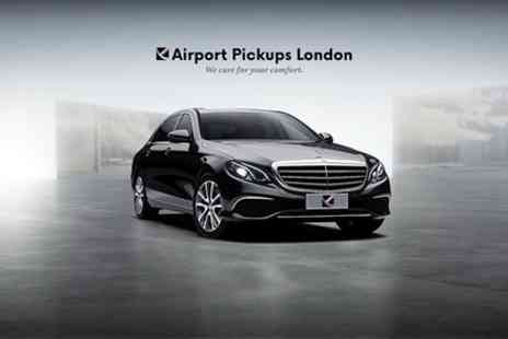 Airport Pickups London - Dover Cruise Port to Central London private transfers - Save 0%