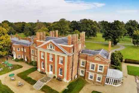 Warbrook House Hotel - Grange Room for Two with Breakfast, Prosecco and 15% Off Spa Treatments - Save 0%