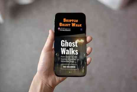 Snikkit - Skipton Ghost Walk - Save 0%