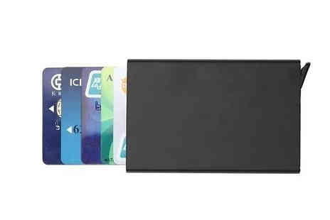 EClife Style - Rfid Blocking Card Holder Choose from Six Colours - Save 60%