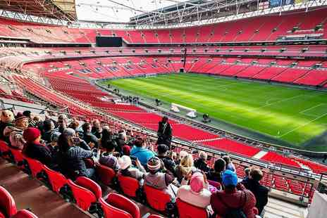 Wembley National Stadium - Wembley Stadium behind the scenes tour - Save 53%