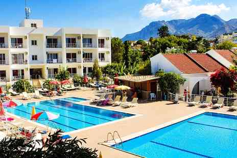 Cyprus Paradise - Seven Nights summer holiday with 1st child stays free - Save 0%