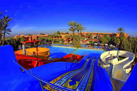 Super Escapes Travel - Three nights all inclusive Marrakech holiday with return flights - Save 27%