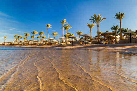 Super Escapes Travel - Seven nights all inclusive Hurghada holiday with return flights - Save 31%
