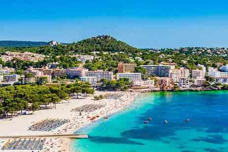 Super Escapes Travel - Three nights all inclusive Mallorca getaway with return flights - Save 45%