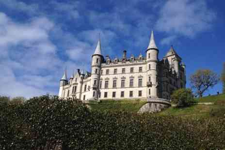 Invergordon Tours - Dunrobin Castle Private Tour - Save 0%