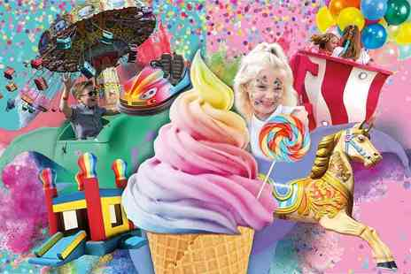 Royal Windsor Racecourse - Ice Cream Festival Raceday Kids Go Free Plus 51% off - Save 51%