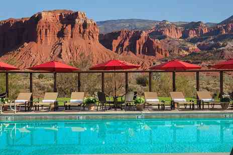 Capitol Reef Resort - Capitol Reef Resort with Horseback Riding - Save 0%