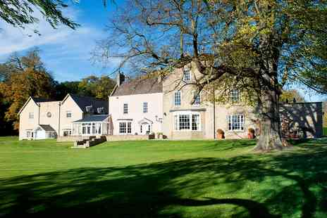 Hall Garth Hotel and Country Club - County Durham escape with meals and bubbly - Save 0%