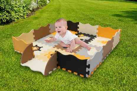 Spezzee - Interlocking EVA foam play mat - Save 69%