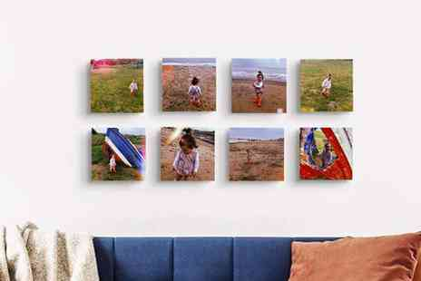Your Perfect Canvas - Personalised tile pic - Save 70%