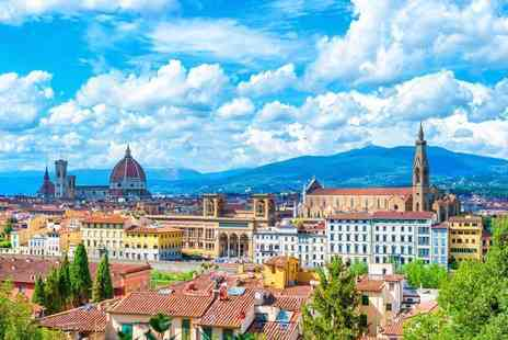 Bargain Late Holidays - Four nights Venice and Florence holiday with a train transfer and return flights - Save 23%