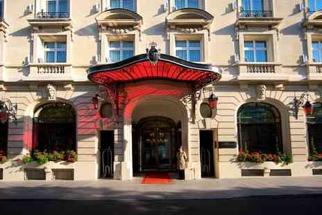Hotel Le Royal Monceau Raffles - Five Star Luxury Collection Chic and Luxurious Hotel near Champs Elysees - Save 51%