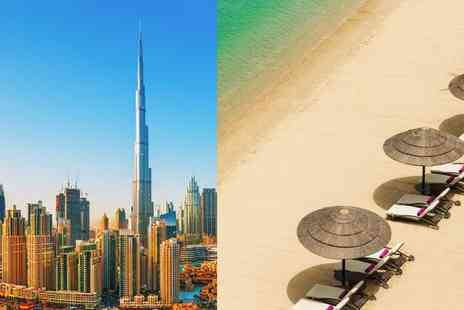 Hyatt Regency Dubai - Five Star Iconic Extravagance on the Corniche and Arabian Gulf Beachfront Break - Save 36%
