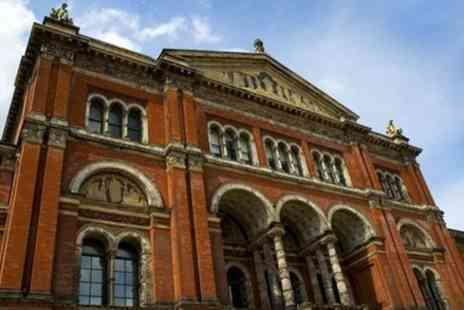 Iconic VIP Tours - Victoria and Albert Museum Guided Tour - Save 0%