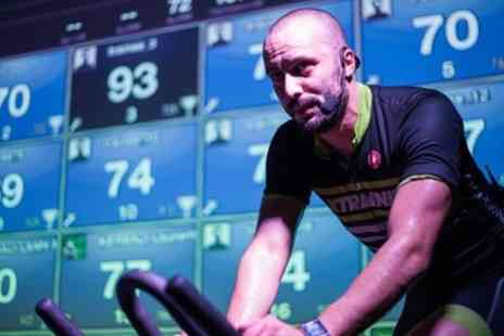 Cycle Beats - Up to Ten Spinning Sessions of Choice - Save 60%