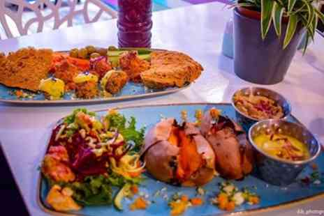 Alkaline Kitchen - Choice of Vegan or Premium Vegan Dishes for Two - Save 29%