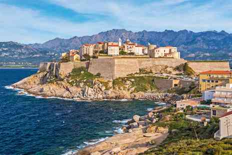 Corsican Places - Last minute Corsica apartment break with flights and transfers - Save 0%