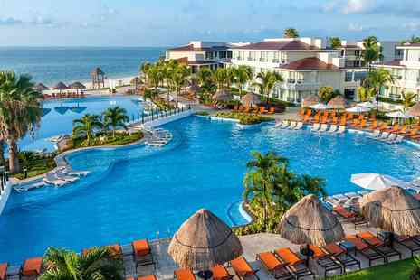 Southall Travel - Cancun all inclusive beach break with flights - Save 0%