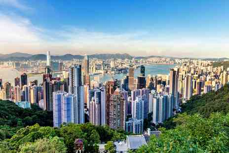 Southall Travel - Five Star Hong Kong break With Flight and free kids places - Save 0%