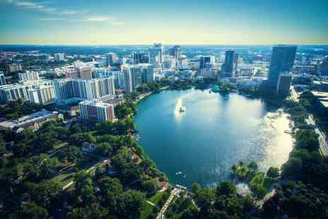 Travel Center - Five nights Orlando break with choice of park access and flights - Save 23%