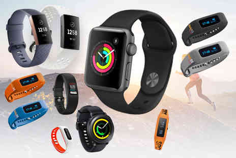 Brand Arena - Mystery sports watch deal Apple, Fitbit, Samsung, Superdry, Healthspan & BodYFIT - Save 0%
